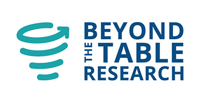 Beyond the table research